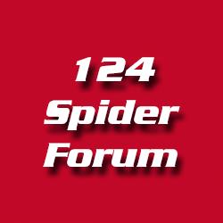 fiat 124 spider forum. Black Bedroom Furniture Sets. Home Design Ideas